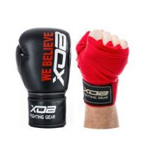 Gloves & Hand Wraps